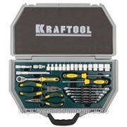 Набор слесарно-монтажных инструментов industry kraftool 27975-h28 фото