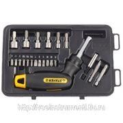 Отвертка stayer levermax 25565-h22