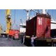 Грузопереработка каботажных грузов фото