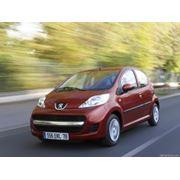 Прокат аренда авто посуточно Peugeot 107 фото