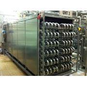 Линии обработки молочного сырья – пастеризации сепарирования деаэарции гомогенизации фото