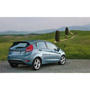Предоставление подменного автомобиля Ford Fiesta фото