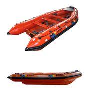 Спасательная лодка полужесткая SV-420 фото