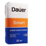 Плиточный клей для керамогранита на пол Smart Dauer 25 кг фото