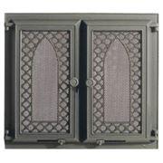 Каминные дверцы AITO Puulampo UPO 0011 K фото