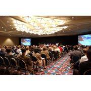 Организация и проведение конференции фото