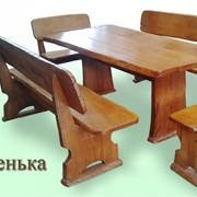 Комплект мебели для отдыха фото