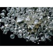 Необработанные алмазы фото