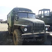 Урал 4320 Вахтовый фото