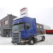 Тягач Scania R480 фото