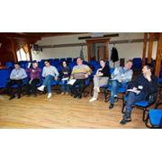 Проведение учебных семинаров и тренингов фото