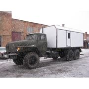 Паровая установка ППУА 1600/100 на шасси Урал 4320 фото