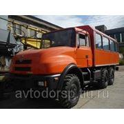 Автобус вахтовый Урал 32551-59 фото