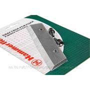 Пластина режущая (нож) HAMMERFLEX 210-019 к шнеку по грунту 12 фото