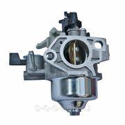 Карбюратор с электроклапаном бензинового двигателя Honda GX240/270 фото