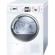 Сушильные машины Bosch WTS86583SN белая фото