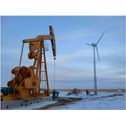 Ветрогенератор вертикальный 50000Вт RuWind фото