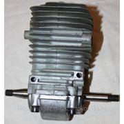 Шотблок (цилиндр , поршень , картер , коленвал) для бензопилы SunGarden 3614