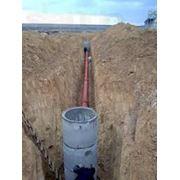 Проектирование и строительство канализационных сетей фото