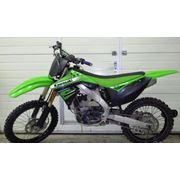 Мотоцикл Kawasaki KX250F фото