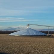 Временные зернохранилища фото