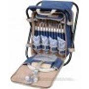 Сумка-табурет для пикника с посудой Top-style (2121-YZ8) фото