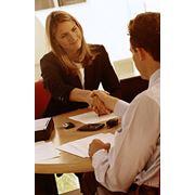 Оказание консультационных услуг в области менеджмента фото
