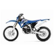 Мотоцикл Yamaha Motocross-Enduro WR250F фотография