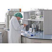 Аналитический и микробиологический контроль качества сырья и готовой продукции. фото