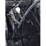 Услуги по сбору и утилизации опасных отходов фото