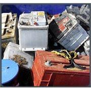 Утилизация отработанных батарей свинцовых аккумуляторов фото