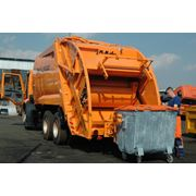 Вывоз твердых бытовых отходов из частного сектора фото