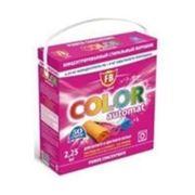 Стиральный порошок Feedback Color автомат концентрат 50 стирок 2,25кг фото