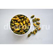 Фисташки зеленые очищенные . Категория D.Light green peeled pistachios grade D фото