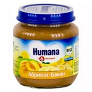 Пюре Humana в ассортименте фото
