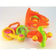 Детские игрушки для младенцев (до 1 года) фото