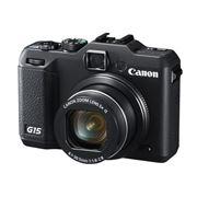 Фотокамера Canon PowerShot G15 фото