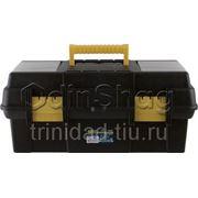 Ящик для инструментов FIT пластиковый (48.5х24.5х21.5см) фото