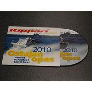 Буклеты для CD фото