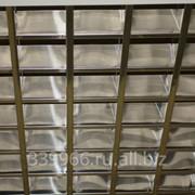 Потолок Грильято пирамидальный фото