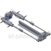 Установка для натяжения рельсовых плетей УГ70В/400 фото