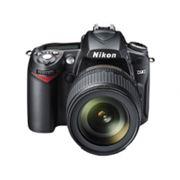 Зеркальные фотокамеры NIKON D90 Kit AF-S DX 18-105 VR фото