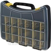 Ящик для крепежа FIT пластиковый с защелкой (40х30х6 см) фото