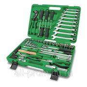 Профессиональный набор инструментов из 80 предметов GCAI8002 (TopTul) фото