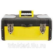Ящик для инструментов FIT пластиковый (40х20х19 см) фото