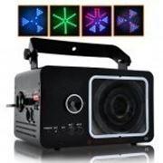 Галактика - Лазерный Проектор для дискотек фото