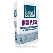 Шпаклевка Bergauf Finish Plast, 20кг. фото