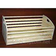 Короб хлебный в сборе L=100мм фото