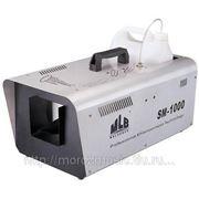 MLB SM-1200 Генератор снега, 5л емкость для жидкости, 1200W, 9,8 кг., управление on/off кабель + DMX фото