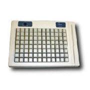 SK96S2 Клавиатура программируемая. 96 клавиш. считыватель магнитн. карт 2 дор. фото